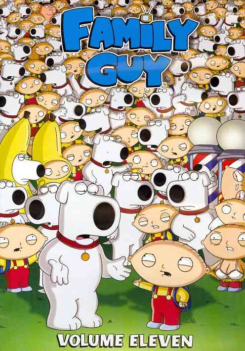 FAMILY GUY VOL 11 BY FAMILY GUY (DVD)